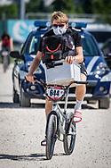 2021 UCI BMXSX World Cup<br /> Round 2 at Verona (Italy)<br /> ^mu#644 OEGEMA, Rinke (NED, MU) Oegema Fieten