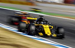 July 20, 2018 - Hockenheim, Germany - Motorsports: FIA Formula One World Championship 2018, Grand Prix of Germany, .#27 Nico Hulkenberg (GER, Renault Sport Formula One Team) (Credit Image: © Hoch Zwei via ZUMA Wire)