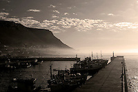 Fishing Boats in Kalk Bay/Simonstown harbour Generic Photos, Cape Town South Africa