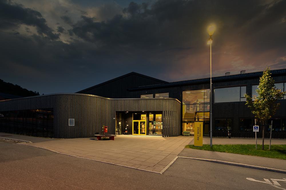 Åsly skole, i Indre Fosen kommune, har klasser fra 1. til 10. trinn og til sammen rundt 400 elever. Skolen ligger i sentrum av kommunesenteret Rissa, og flyttet i 2016 inn i et nytt skolebygg.