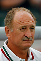 Photo: Glyn Thomas.<br />Portugal v Iran. Group D, FIFA World Cup 2006. 17/06/2006.<br /> Portugal's coach Luis Felipe Scolari.