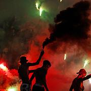 20210814 Calcio, Amichevole : AS Roma vs Raja Club Athletic