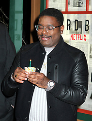 'Bird Box' New York Special Screening held at Alice Tully Hall on December 17, 2018 in New York City, NY ©Steven Bergman/AFF-USA.COM. 17 Dec 2018 Pictured: Lil Rel Howery. Photo credit: Steven Bergman/AFF-USA.COM / MEGA TheMegaAgency.com +1 888 505 6342