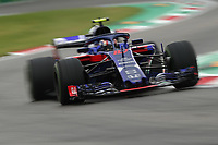 Pierre Gasly Toro Rosso Honda<br /> Monza 31-08-2018 GP Italia <br /> Formula 1 Championship 2018 <br /> Foto Federico Basile / Insidefoto