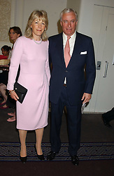 RICHARD & MARY HAMBRO at a charity event 'In The Pink' a night of music and fashion in aid of the Breast Cancer Haven in association with fashion designer Catherine Walker held at the Cadogan Hall, Sloane Terrace, London on 20th June 2005.<br /><br />NON EXCLUSIVE - WORLD RIGHTS