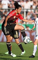 03.06.2011, Osnatel Arena, Osnabrueck, GER, WM 2012 FSP,  Deutschland (GER) vs Italien (ITA), .im Bild Celia Okoyino Da Mbabi (GER) during the WM 2011 Friendly Game, Germany vs Italy, at Osnatel Arena, Osnabrück, 2011-06-03, .EXPA Pictures © 2011, PhotoCredit: EXPA/ nph/  Hessland       ****** out of GER / SWE / CRO  / BEL ******