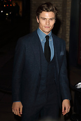 February 18, 2019 - London, United Kingdom - Oliver Cheshire at the Naked Heart Foundation's Fabulous Fund Fair at the Roundhouse, Chalk Farm (Credit Image: © Keith Mayhew/SOPA Images via ZUMA Wire)