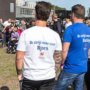 NLD/Amsterdam/20180925 - BN'ers over stormbaan voor metabole ziekte, Ambassadeurs