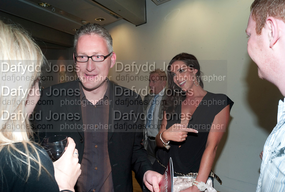 LEMBIT OPIK; KATIE GREEN, The UK premiere of Tanguera, SadlerÕs Wells. ANGEL. LONDON. 4 AUGUST 2010. -DO NOT ARCHIVE-© Copyright Photograph by Dafydd Jones. 248 Clapham Rd. London SW9 0PZ. Tel 0207 820 0771. www.dafjones.com.<br /> LEMBIT OPIK; KATIE GREEN, The UK premiere of Tanguera, Sadler's Wells. ANGEL. LONDON. 4 AUGUST 2010. -DO NOT ARCHIVE-© Copyright Photograph by Dafydd Jones. 248 Clapham Rd. London SW9 0PZ. Tel 0207 820 0771. www.dafjones.com.