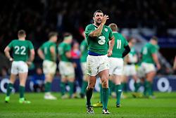 Rob Kearney of Ireland - Mandatory byline: Patrick Khachfe/JMP - 07966 386802 - 27/02/2016 - RUGBY UNION - Twickenham Stadium - London, England - England v Ireland - RBS Six Nations.