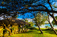 Drehu Village Hotel, Chateaubriand Bay, Lifou (island), Loyalty Islands, New Caledonia