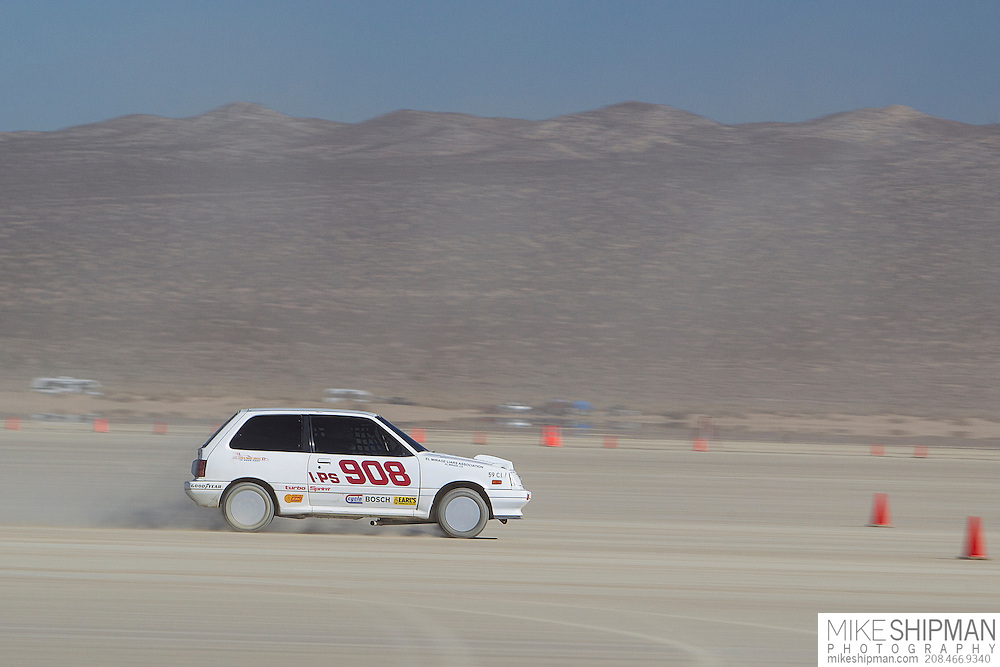 Salted Peanut, 908, eng I, body PS, driver Cooper Gregory, 102.820 mph, record 125.000