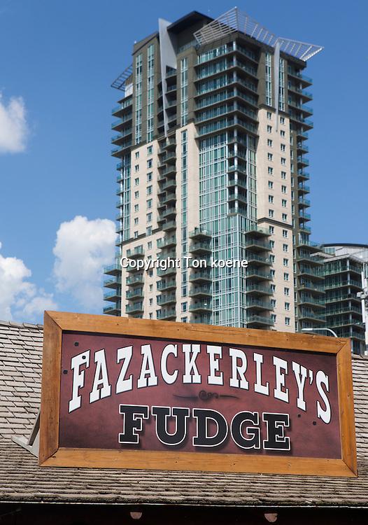 restaurant sign in canada