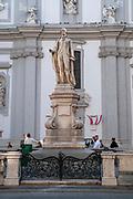 Josef Haydn memorial, Vienna, Austria