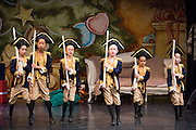 Lana's Dance Studio performs the Nutcracker at Gavalin College Theater in Gilroy, California, on December 21, 2013. (Stan Olszewski/SOSKIphoto)
