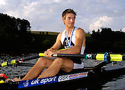 2006 FISA World Cup, Lucerne, SWITZERLAND, 08.07.2006 LW M1X Medals Zac PURCHASE GBR LM1X, Photo  Peter Spurrier/Intersport Images email images@intersport-images.com....[Mandatory Credit Peter Spurrier/Intersport Images... Rowing Course, Lake Rottsee, Lucerne, SWITZERLAND.