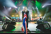 Def Leppard closing the week of concerts at the RAh for the Teenage Cancer Trust with support from Slydigs
