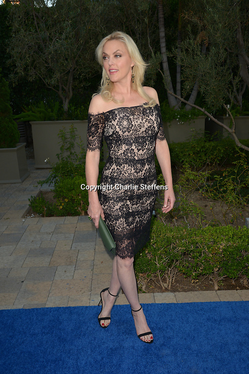 Elaine Hendrix arrives at the Mercy For Animals' Annual Hidden Heroes Gala on September 10, 2016 at Vibiana, Los Angeles, California (Photo: Charlie Steffens/Gnarlyfotos)