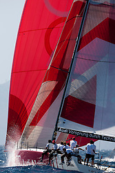 AUDI MedCup Cartagena, Spain, 28th August 2010,  trofeo Caja Mediterraneo, Region de Murcia (24 - 29 August 2010) © Sander van der Borch / Artemis