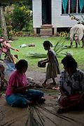 Vuniuto Village, Taveuni, Fiji