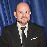 """Mihai Mălaimare Jr. attended """"The Harder They Fall"""" Opening Night Gala - 65th BFI London Film Festival, Southbank Centre, London, UK. 6 October 2021."""