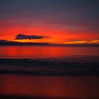 Maui Flame, Sunset Hawaii Style