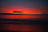 Maui Flame, Sunset Hawaii Style