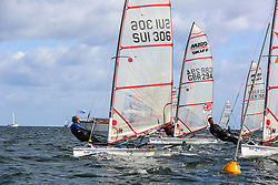 , Kiel - Kieler Woche 22. - 30.06.2013, Musto Skiff - SUI 306
