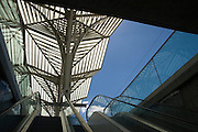 Lisbon's new railroad and bus station, called ìGare do Orienteî (oriental station) was designed by spanish architect Santiago Calatrava. The oriental area of Lisbon was a decadent  industrial zone until it was rehabilitated for the ìExpo 98î international exhibition in 1998. After that year, some constructions remain with their original uses and others were converted to residential and office buildings.