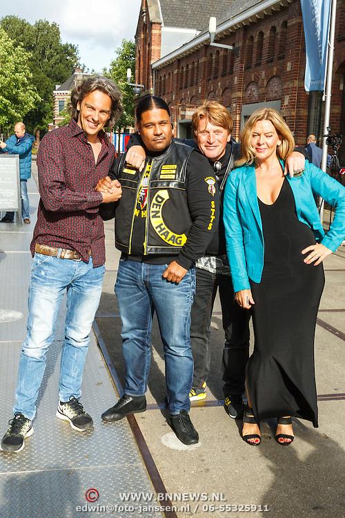 NLD/Amsterdam/20150618 - Voorvertoning Satudarah – One Blood documentaire, Mags Gavan en Joost van der Valk