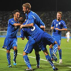 20110906: ITA, Football - UEFA EURO 2012, Qualifications, Italy vs Slovenia