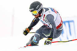February 9, 2019 - Re, SWEDEN - 190209 Adrian Smiseth Sejersted of Norway competes in the downhill during the FIS Alpine World Ski Championships on February 9, 2019 in re  (Credit Image: © Daniel Stiller/Bildbyran via ZUMA Press)