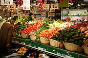 Thursday September 25th 2008. Paris, France..At the supermarket.Avenue des Ternes - 17th Arrondissement.