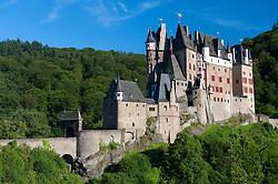 Burg Eltz castle near Mosel Valley in Germany
