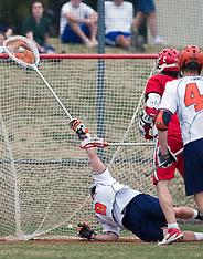 20090308 - #4 Cornell at #1 Virginia (NCAA Lacrosse)