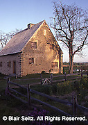 Hans Herr House, Lancaster, PA, 1719