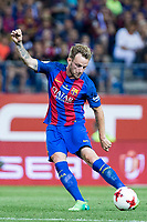 Ivan Rakitic of FC Barcelona during the match of  Copa del Rey (King's Cup) Final between Deportivo Alaves and FC Barcelona at Vicente Calderon Stadium in Madrid, May 27, 2017. Spain.. (ALTERPHOTOS/Rodrigo Jimenez) <br /> the match of  Copa del Rey (King's Cup) Final between Deportivo Alaves and FC Barcelona at Vicente Calderon Stadium in Madrid, May 27, 2017. Spain.. (ALTERPHOTOS/Rodrigo Jimenez)