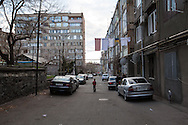 The Komitas district of Yerevan, home to many Syrians who've arrived in the past six months.