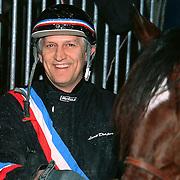 Doop ONM Veronica paard Wolvega, Wilbert Gieske als piquer met paard