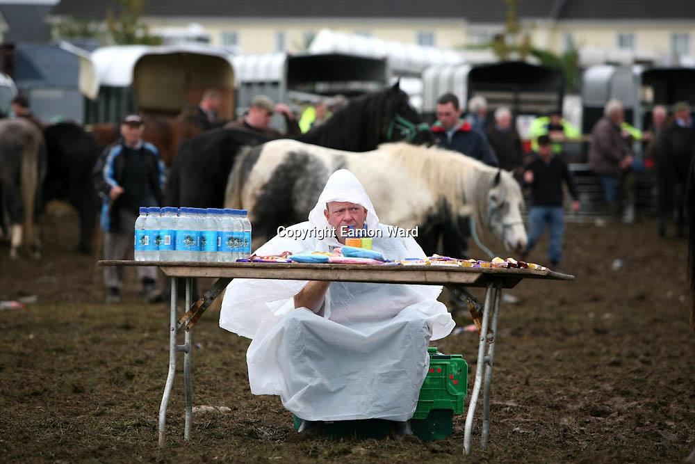 Ballinasloe Horse Fair Photograph  by Eamon Ward