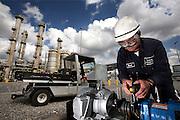 ST GABRIEL, USA - 05/02/2008 - CORPORATE, Taminco ST GABRIEL plant<br /> <br /> © Christophe Vander Eecken