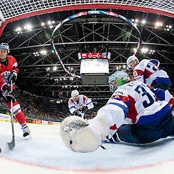 20110507: SVK, Ice Hockey - IIHF 2011 World Championship Slovakia, Austria vs Slovenia