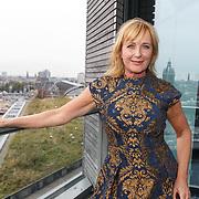 NLD/Amsterdam/20151005 - Boekpresentatie Een schitterend Ongeluk van Inge Ipenburg, Inge