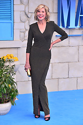 © Licensed to London News Pictures. 16/07/2018. London, UK. Christine Baranski attends the Mamma Mia! Here We Go Again World Film Premiere at Eventim Apollo Hammersmith. Photo credit: Ray Tang/LNP