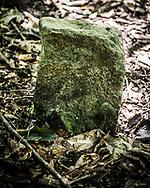 Mount Locus historical place: slave grave