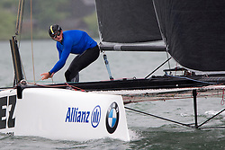 First day of the Austria Cup 2014, 28-05-2014 (28 May - 1 June 2014). Gmunden - Lake Traunsee - Austria.