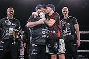 Boxen: German Boxing Edition, Hamburg, 21.12.2019<br /> Deniz Ilbay (GER) - Milos Janjanin (BIH)<br /> © Torsten Helmke
