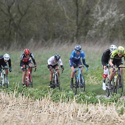 01-03-2020: Wielrennen: Hageland vrouwen: Tielt-Winge: Sarah Roy