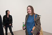 SUE WEBSTER; SARA LUCAS, This is not an Exit. Mat Collishaw. Blain Southern. Hanover Sq. London. 13 February 2013.