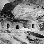 Ceiling House Ruin